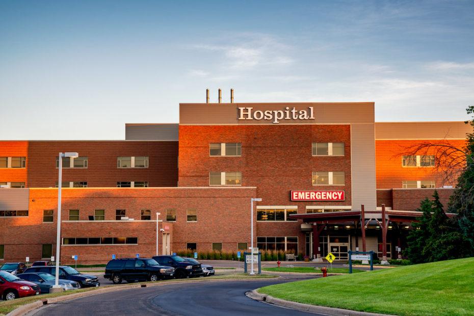 hospital lawsuit cases