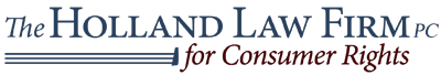 Holland Law Firm logo